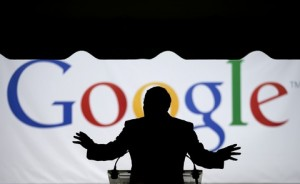 FILE - In this June 2, 2015 file photo, Georgia Gov. Nathan Deal speaks during a ceremony announcing a $300 million expansion of Google's data center operations in Lithia Springs, Ga. Google Inc. on Thursday, July 15, 2015 reported second-quarter earnings of $3.41 billion. (AP Photo/David Goldman, File)