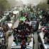 Многотысячный марш оппозиции на пути из города Лахора в столицу Исламабад
