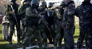 Фото: Крым захватили не «вежливые люди» а параноидальные садисты