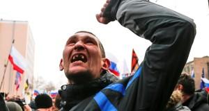 Захваты зданий и штурмы офисов: Юго-Восток накрыла волна пророссийских митингов