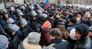 Принуждение к миру. В регионах продолжаются задержания противников киевской власти