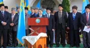 Крымские татары заявили о своем праве на самоопределение