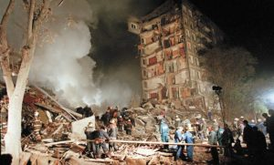 RUSSIA BOMBING CIVILIANS