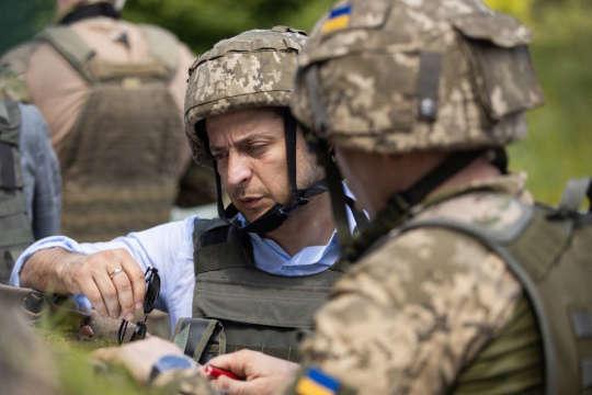 Юрий Касьянов: Война не закончится, даже если вся Украина